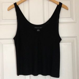 American Eagle Outfitters Notch Front Tank